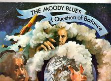 MOODY BLUES. una questione di equilibrio. UK 2ND-ISS (2W/2W) LP + Lyric insert. EX +