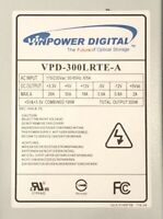 HEC VINPOWER VPD-300LRTE-A 300W SATA FLOPPY IDE CD DVD BLU-RAY Power Supply