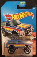 Hot Wheels Blue Chevy Blazer 4x4 HW Hot Trucks 8/10 New 2015