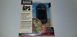 Bushnell GPS Navsystem Handheld GPS Unit ONIX200CR used