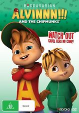 ALVIN & THE CHIPMUNKS : SEASON 1 Volume 2  -  DVD - UK Compatible