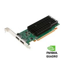 NVIDIA Quadro NVS 295 Tarjeta gráfica perfil alto 256MB 2x DisplayPort 2560x1600