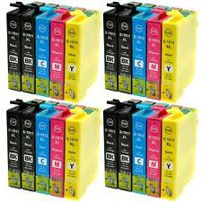 10 cartuchos 18xl compatibles Epson Xp415 Xp420 Xp225 Xp322 Xp325 Xp422 Xp205
