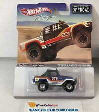 Toyota Land Crusier FJ40 * OFF ROAD Racing Hot Wheels * D20