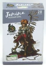 Wargamer HD-28-22 Janina Hussar Girl (28mm) Hot & Dangerous Female Polish Hero