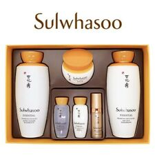 AMORE Sulwhasoo Essential Skincare Set  Water/ Essential/ +4 GIFT KOREA COSMETIC