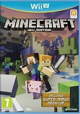 Minecraft - Wii U Edition For PAL Wii U (New & Sealed)