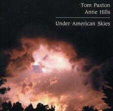 Tom Paxton & Anne Hills - Under American Skies HYPERTENSION RECORDS CD 2001