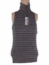 sisley maglia sotto giacca donna righe made italy taglia m medium