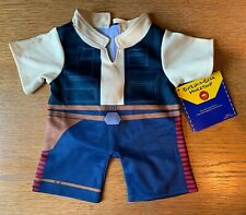 Build-A-Bear Star Wars Han Solo Outfit **NEW WITH TAGS**