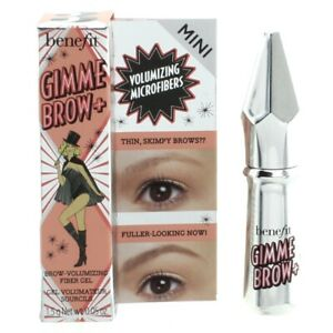 Benefit Light Eyebrow Gel Gimme Brow+ Brow-Volumizing Fibre Gel Shade 5 - NEW