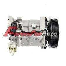 A/C Compressor with Clutch For  1996-2001 Dodge Dakota 3.9L 5.2L 5.9L