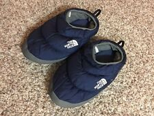 The North Face Down Slippers Mens Medium excellent condition size 7-10