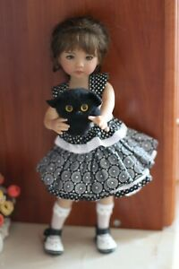 """Kitty toy mini for Dianna EFFNER LITTLE DARLING 13"""""""