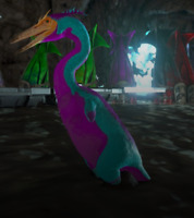 ark survival evolved XBOX PVE Male Cotton Candy Hesperornis Clone