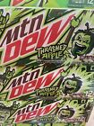 New 2021 Mountain Mtn Dew THRASHED APPLE 12 pack of 12oz Cans IN HAND