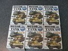 Lot+of+6+1%2F72+F-Toys+Confect+Trading+kit+Motor+Tank+Collection+WWII+Tank+Kits++