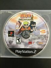 Naruto: Ultimate Ninja (Sony PlayStation 2, PS2) Disc Only