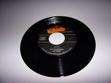 The Shepherd Sisters: Alone / Janie Grant: Triangle / 45 Rpm / Oldies / Ex