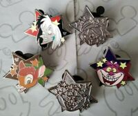 Star Characters 2012 Hidden Mickey Series Set WDW Choose a Disney Pin