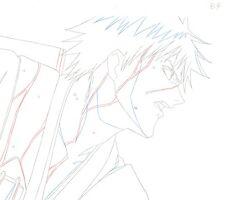 Anime Douga not Cel Production Art Bleach #455