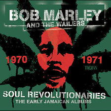 Soul Revolutionaries: The Early Jamaican Albums 1970-1971 [Box] by Bob Marley CD