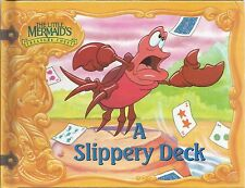 The Little Mermaids Treasure Chest A Slippery Deck M C Varley HC 1992