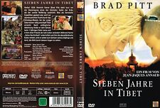 (DVD) Sieben Jahre in Tibet - Brad Pitt, David Thewlis, B.D. Wong
