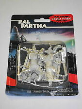 HORSE LORDS : HEAVY LANCE!!  Ral Partha Miniature 02-216!!  New+Sealed!!