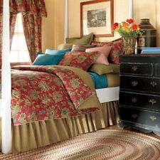Chaps Annabelle Jacobean 9 Piece King Comforter Set