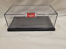 Plastic Display Case with Black Plastic Base for 1/24 Model/diecast Cars/Winston