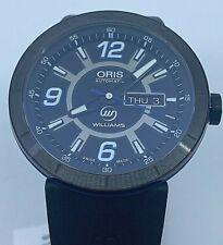 ORIS TT1 Williams Black Dial Men's Watch 01 735 7651 4765 RS