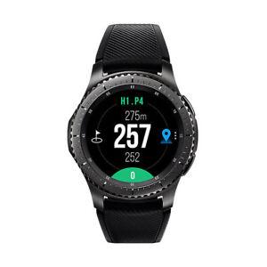Samsung Gear S3 Frontier Smart Watch SM-R760 Golf Edition Bluetooth Wi-Fi