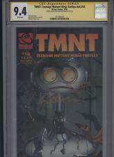 TMNT: Teenage Mutant Ninja Turtles #v4 #18 CGC 9.4 SS Eastman 2004 REMARKED