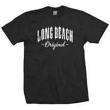 Long Beach Original Outlaw T-Shirt - OG Born in Strong LBC Tee All Sizes Colors