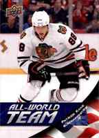 2011-12 Upper Deck All World Team Patrick Kane #AW23