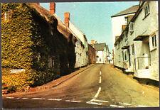 unused  Postcard of Somerset, Stogumber High Street.