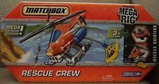 MATCHBOX MEGA RIG RESCUE CREW 3+ BUILDS R6343 2009 *Nu*