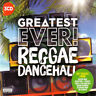 Various Artists : Greatest Ever! Reggae Dancehall CD 3 discs (2018) ***NEW***