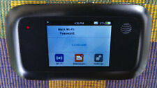 ATT ZTE MF923 HOTSPOT 4G LTE BROADBAND WiFi MOBILE BLACK