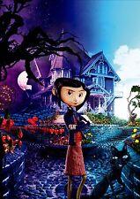 Coraline Movie Poster 18'' X 28'' ID:5