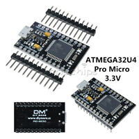 3.3V 8MHz Pro Micro ATMEGA32U4 USB Controller Board with Bootloader for Arduino