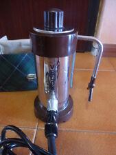 rara e vecchia caffettiera ELETTRICA VELOX completa - rare COFFEE MAKER