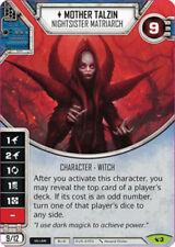 Mother Talzin - Nightsister Matriarch (Sold with Matching Die) Legacies Star War