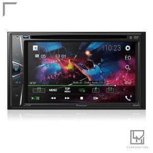 PIONEER AVH-G228BT DVD PLAYER CAR AUDIO RDS MULTIMEDIA MP5