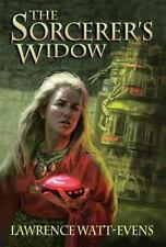 Lawrence Watt-Evans The Sorcerer's Widow Author Signed PB!