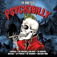 THE ROOTS OF PSYCHOBILLY - THE PHANTOM, LINK WRAY, THE VAMPIRES -  2 CD NEUF