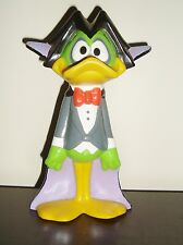 RARE Vintage 1988 The Count Duckula money box 20cm tall TOY