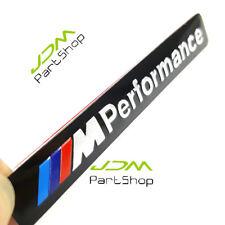 3D M Performance Sport Logo For BMW M Series Car Sticker Emblem Badge Decal 1PC