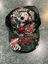 Authentic  Ed Hardy BLING Hat